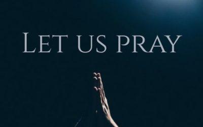 Pray – A List of Things