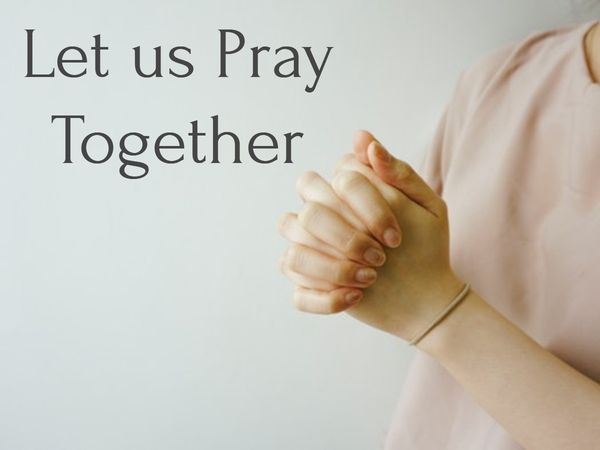A Pray for the Day