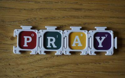 Pray on this Sunday